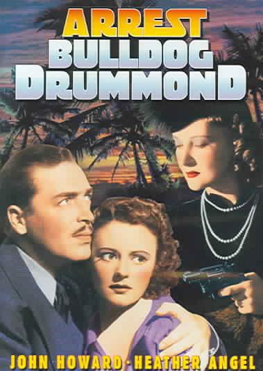 ARREST BULLDOG DRUMMOND BY HOWARD,JOHN (DVD)